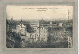 CPA (92) NEUILLEY-sur-SEINE - Mots Clés: Hôpital Ambulance, Auxiliaire, Complémentaire, Croix-Rouge, Temporaire -1914/15 - Neuilly Sur Seine
