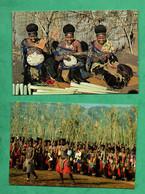 Swaziland 2 Postcards - Swaziland