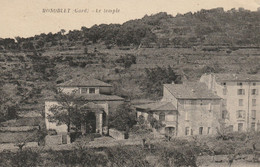 CPA-30-MONOBLET-Le Temple - Andere Gemeenten