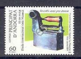 Andorra - 1996, Dia De Los Museos Ed 254 - Ungebraucht