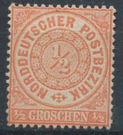 1679) MiNr.: 15 Ungebraucht - North German Conf.