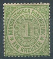 2187) MiNr.: 19 Ungebraucht - North German Conf.