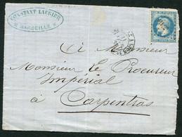 FRANCE ( OBLITERATION LOSANGE ) GC  M L 2 , A SAISIR .fra - 1849-1876: Période Classique
