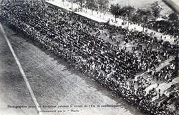 AVIATION  CIRCUIT DE L'EST 1910   PHOTOGRAPHIES  PRISES EN AEROPLANE  PENDANT LE CICUIT DE L'EST - Aeródromos