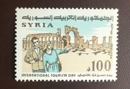 Syria 1984 Tourism Day MNH - Syrië