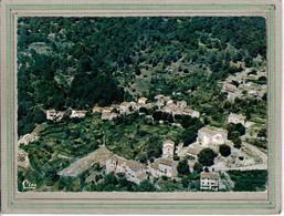CPSM Dentelée - (20)(2A) SORBOLLANO - Vue Aérienne Du Bourg Dans Les Années 60 / 70 - Unclassified