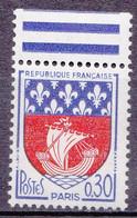 N° 1354B  Armoiries De Province; Paris: Un Timbre Neuf  Impeccable Sans Charnière - Ongebruikt