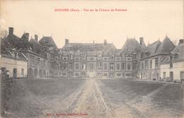 27-DOUAINS-CHÂTEAU DE BRECOURT-N°286-C/0293 - Sonstige Gemeinden