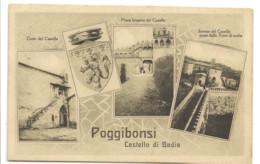 POGGIBONSI - CASTELLO DI BADIA - Siena