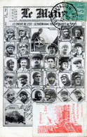 AVIATEURS   CIRCUIT DE L'EST 1910   PORTRAITS  DES PILOTES DANS LE JOURNAL LE MATIN - Flieger