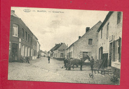 C.P. Blaton = Grand'Rue  Et  Le  Marchal Ferrand EMILE  MARCHIE - Bernissart