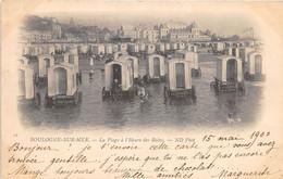 62-BOULOGNE SUR MER-N°290-H/0155 - Boulogne Sur Mer