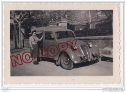Au Plus Rapide Voiture Ancienne Simca 8 Fourgonnette - Automobili