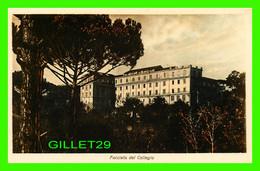 NAPOLI, ITALIE - FACCIATA DEL COLLEGIO - CONVITTO PONTANO DEL SACRO CUORE, ALLA CONOCCHIA - - Napoli (Naples)