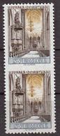 Probedruck Test Stamp Specimen Pruebas Uppsala Dom Slania - Saggi E Prove