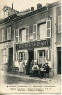 BAZEILLES.  V.DONNET  Café-restaurant - Non Classificati