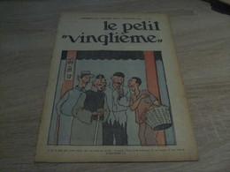 Tintin Hergé : Le Petit Vingtieme Année 1935 Numero 18 - Tintin