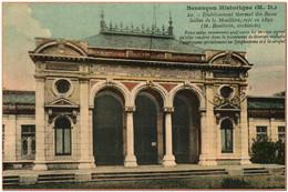 25 - Besançon Historique - Etablissement Thermal Des Bains Salins De La Mouillère Créé En 1792 ... - Besancon