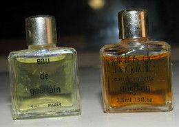 2 Miniatures Parfum Ancienne - Non Classificati