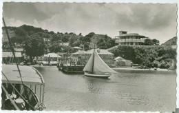 Guadeloupe; Terre-de-Haut. Au Terme Du Voyage - écrite. (Carabin-Fontenille) - Basse Terre