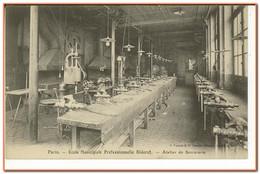75 - PARIS - Ecole Municipale Professionnelle DIDEROT - Atelier De Serrurerie. ... - Bildung, Schulen & Universitäten