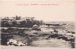 Puerto Orotava - Tenerife - Convento Santa Domingo - Tenerife