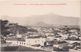 Puerto Orotava - Vista Tomada Desde El Hotel Marquesa - Tenerife - Tenerife