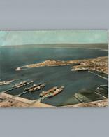 - 13 - Bouches Du Rhône -  Port De Bouc - Cpsm Gd Format Dentelée  - Vue Générale Et Port De Lavéra - 1963 - Andere Gemeenten
