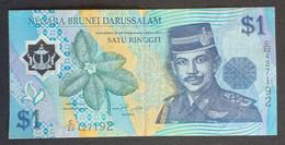 AC2020 - Brunei 1996 Banknote 1 Ringgit P.22a - Brunei