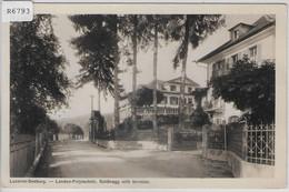 Luzern-Seeburg - London-Polytechnic Schönegg With Terrasse - LU Lucerne