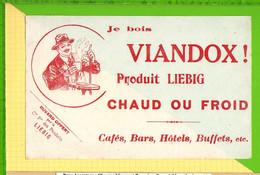 Buvard & Blotter Paper : VIANDOX Produit LIEBIG - Soups & Sauces