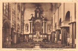 TOURNAI - Cathédrale (Intérieur).  Paroisse Notre-Dame (XVe Siècle). - Tournai