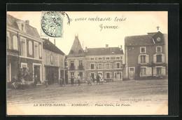 CPA Audelot, Place Cérès, La Poste - Non Classés