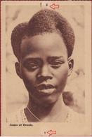 Native African Boy Garcon Child Rwanda Ruanda Urundi Ethnique Ethnic Missie Mission Witte Paters Afrique Africa CPA - Ruanda-Urundi