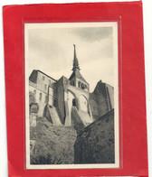 3544A. ABBAYE DU MONT ST-MICHEL . VUE DU CHEMIN DE RONDE . CARTE NON ECRITE - Le Mont Saint Michel