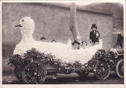 """PEZENAS    """"   PHOTO 17 Par 12  , Un Char En 1926 """"      N°7249 - Pezenas"""