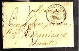 41211 - De CARCASSONNE - 1801-1848: Precursors XIX
