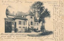 Kiesen Château De ... 1910 - BE Berne