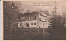 Allemagne Restauration Zum Turken Am Obersalzberg Bei Berchtesgaden - Other