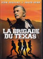 Thematiques Western La Brigade Du Texas Kirk Douglas Bruce Dern - Western/ Cowboy