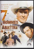 Thematiques Western 7 Hommes à Abattre Randolph Scott Gail Russel Lee Marvin - Western