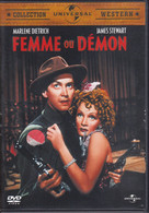 Thematiques Western Collection Universal Femme Ou Démon Marlene Dietrich James Stewart - Western/ Cowboy