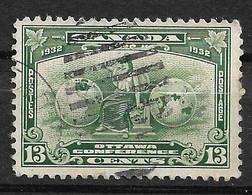 Canada   N° 160     Oblitéré B/ TB         Soldé         Le Moins Cher Du Site       ! ! ! - Used Stamps