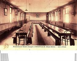 68. Haut Rhin : Rouffach : Pensionnat Saint Joseph : Salle D ' étude . - Rouffach