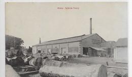 Bléré- Scierie Verry - Bléré