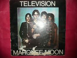 LP33 N°7401 - TELEVISION - MARQUEE MOON - 52046 (7E1098) Y - COMPLET - TOUS LES DISQUES SONT TESTES AVANT ENVOI - Rock