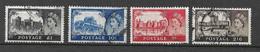 UK  Grande Bretagne N°  283 à  286  Oblitérés        B/TB        Soldé     Le Moins Cher Du Site   ! ! ! - Used Stamps