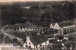CPA - PLOËRMEL - Maison Des Carmes Casernement De La 63è Et 64è Batteries ... - Edition Ch.Collas - Ploërmel