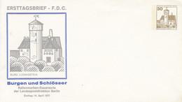 PU  68/4**   Ersttagsbrief - F.D.C. Burg Ludwigstein - Burgen Und Schlösser - Sobres Privados - Nuevos