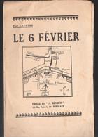 (Paris) : Le 6 Février  (1934) (M1364) - History